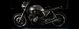 Studio Motor The Ashen 2016 Honda CB1100F 2013