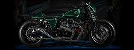 Studio Motor The Bounty 2016 Harley Davidson Sportster XL1200 2002