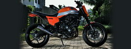 Studio Motor The Jerk 2016 Kawasaki Versys 650 2013