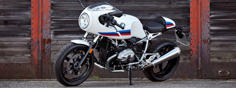 Обои мотоциклы BMW R nineT Racer - 2016 - Motorcycles wallpapers
