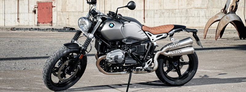 Обои мотоциклы BMW R nineT Scrambler - 2015 - Motorcycles wallpapers
