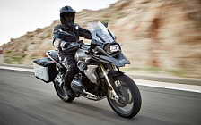 Обои мотоцикл BMW R 1200 GS Exclusive - 2016