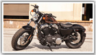 Harley-Davidson Sportster 1200X Forty Eight