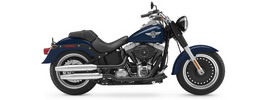 Harley-Davidson Softail Fat Boy Lo - 2012