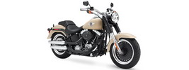 Harley-Davidson Softail Fat Boy Lo - 2014