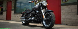 Harley-Davidson Softail Fat Boy Lo - 2016