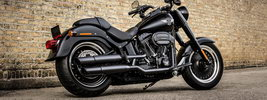 Harley-Davidson Softail Fat Boy S - 2016