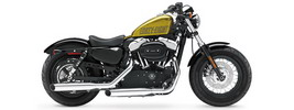 Harley-Davidson Sportster 1200X Forty Eight - 2013