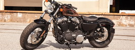 Harley-Davidson Sportster 1200X Forty Eight - 2014