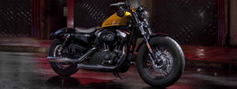 Harley-Davidson Sportster Forty Eight - 2012