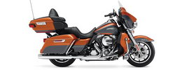 Harley-Davidson Touring Electra Glide Ultra Classic Low - 2015