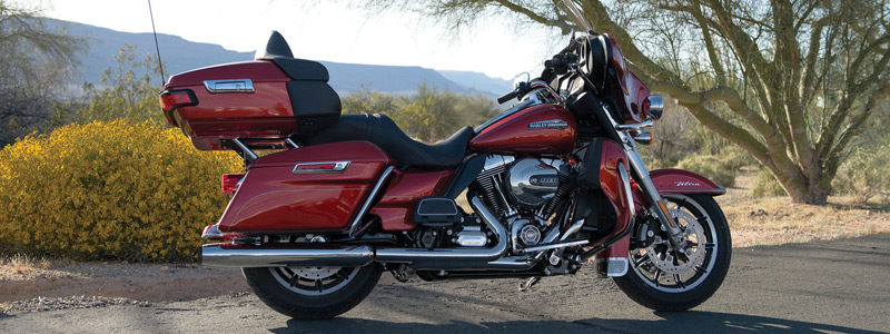 Обои мотоциклы Harley-Davidson Touring Electra Glide Ultra Classic - 2014 - Motorcycles wallpapers
