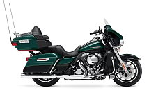 Обои мотоцикл Harley-Davidson Touring Electra Glide Ultra Limited Low - 2015