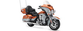Harley-Davidson Touring Electra Glide Ultra Limited - 2014