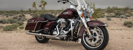Harley-Davidson Touring Road King - 2014