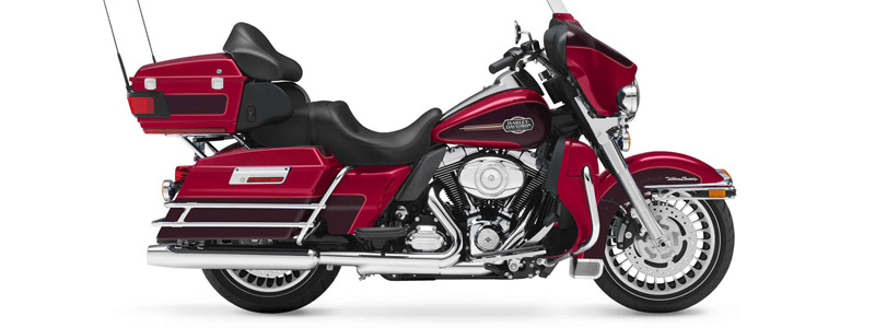 Обои мотоциклы Harley-Davidson Touring Ultra Classic Electra Glide - 2012 - Motorcycles wallpapers