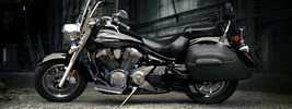 Yamaha V Star 1300 Tourer - 2010