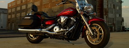 Yamaha V Star 1300 Tourer - 2011