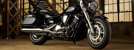 Yamaha V Star 1300 Tourer - 2014