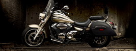 Yamaha V Star 950 Tourer - 2010