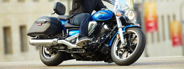 Yamaha V Star 950 Tourer - 2012
