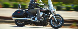 Yamaha V Star 950 Tourer - 2014