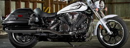 Yamaha V Star 950 Tourer - 2015