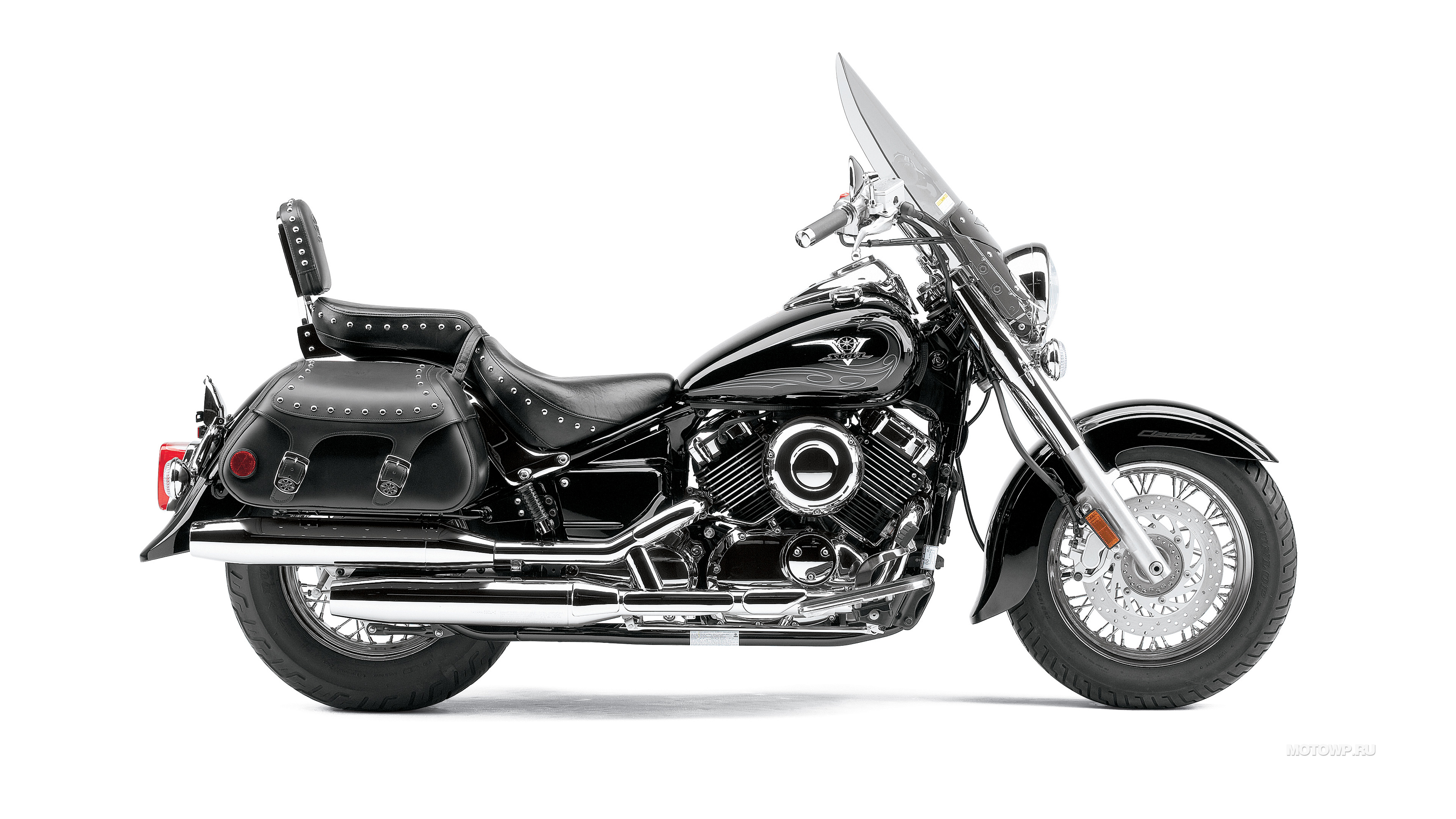 2008 Yamaha V Star 1100 Custom Manual
